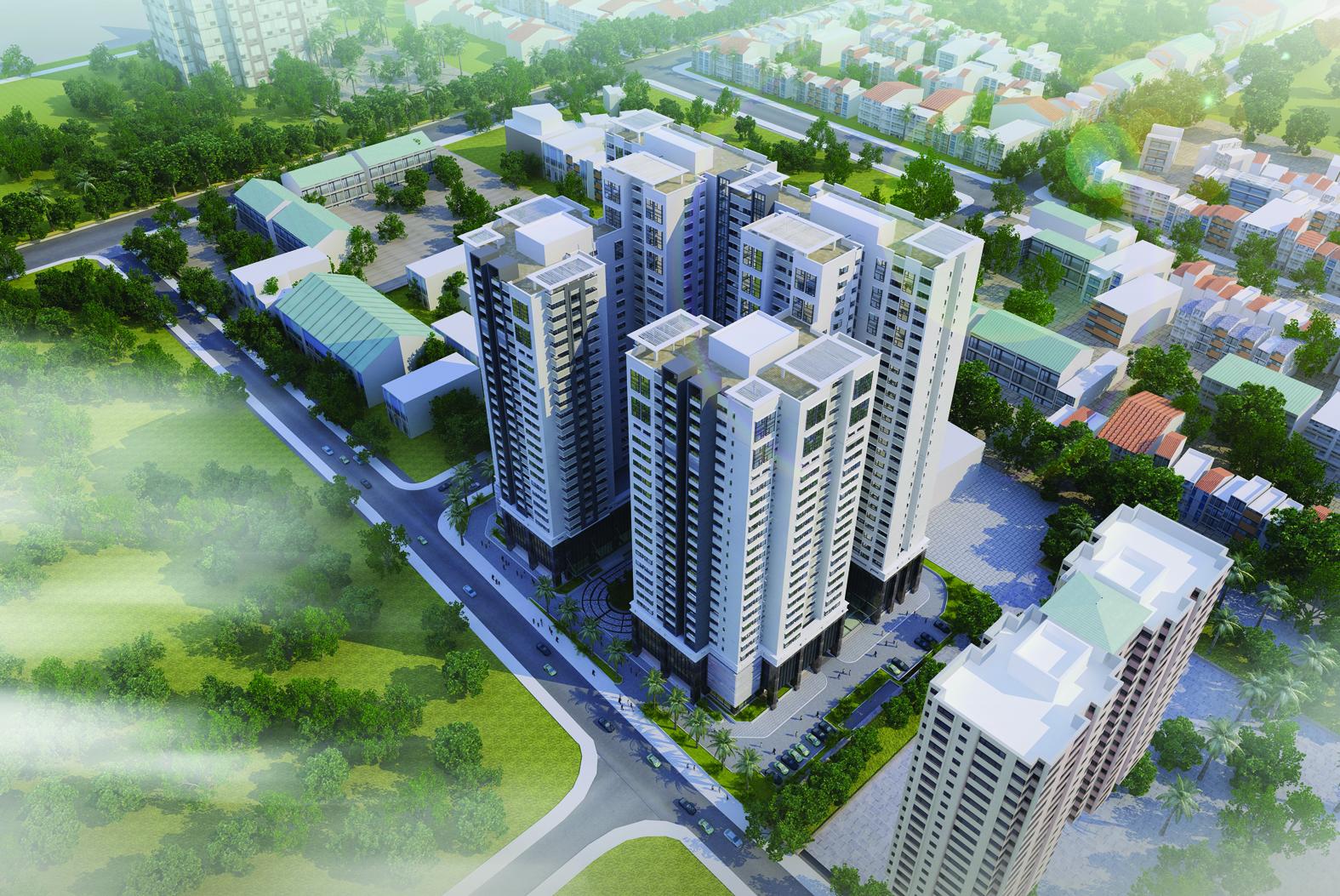 CCV Building - Phong cách hiện đại, tinh thần Việt Nam