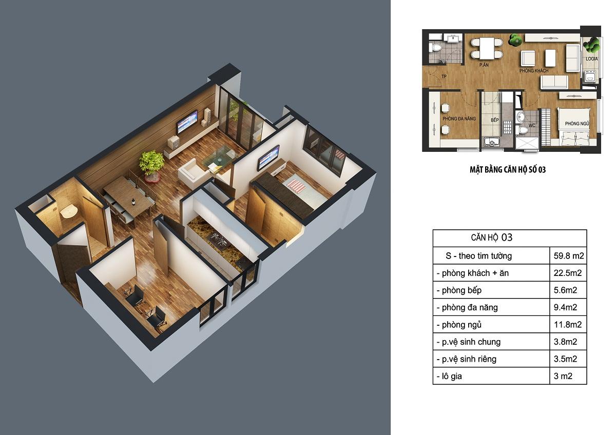 can-59.8m2-dream-home Chung cư ct36 dream home - kđt định công