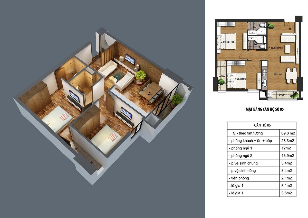 can-69.8m2-dream-home-2 Chung cư ct36 dream home - kđt định công