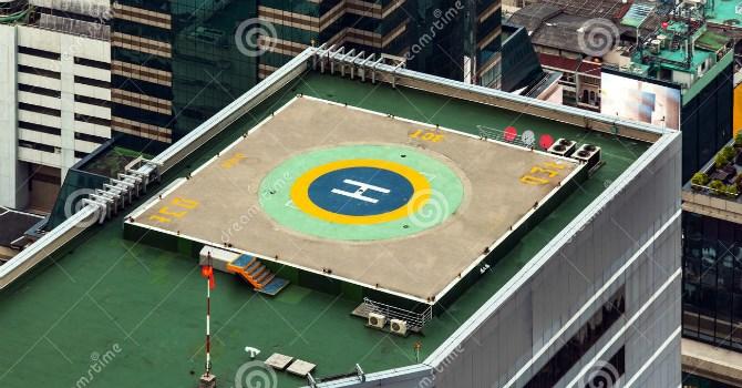 FLC 36 Phạm Hùng là dự án hiếm hoi tại Hà Nội có sân đỗ trực thăng ngay trên nóc tòa nhà.