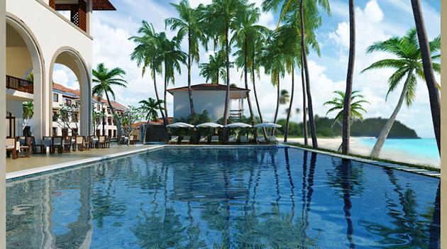Fusion Alya Hội An – Thiên đường nghỉ dưỡng