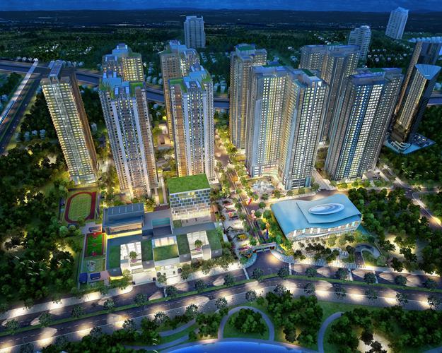 Tổ hợp căn hộ đẳng cấp Goldmark City