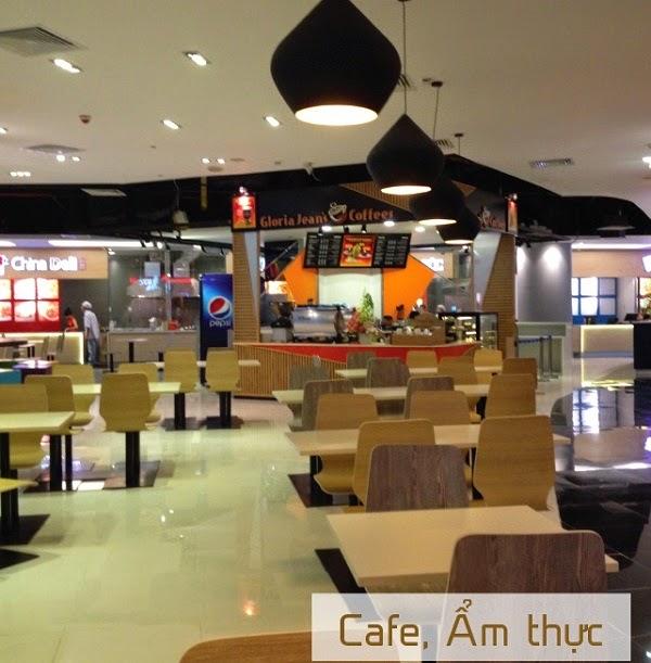 Chuỗi nhà hàng, cafe, ẩm thực cao cấp