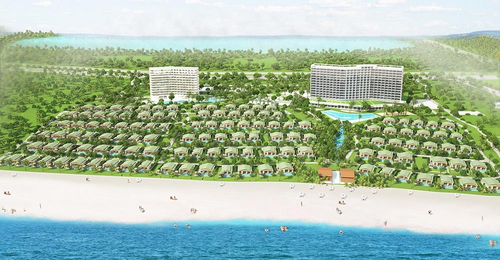 Biệt thự nghỉ dưỡng Mövenpick Cam Ranh Resort
