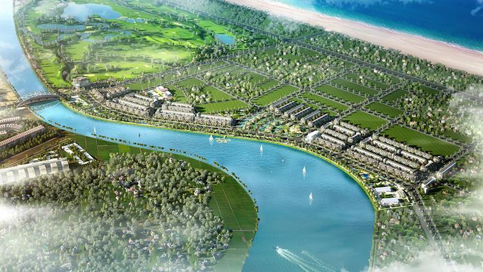 Ngọc Dương Riverside – The Gardens