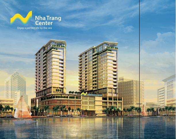 Nha Trang Center cuộc sống hoàn hảo với biển