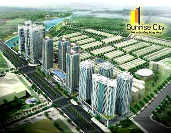 Sunrise City - Nơi cuộc sống bừng sáng