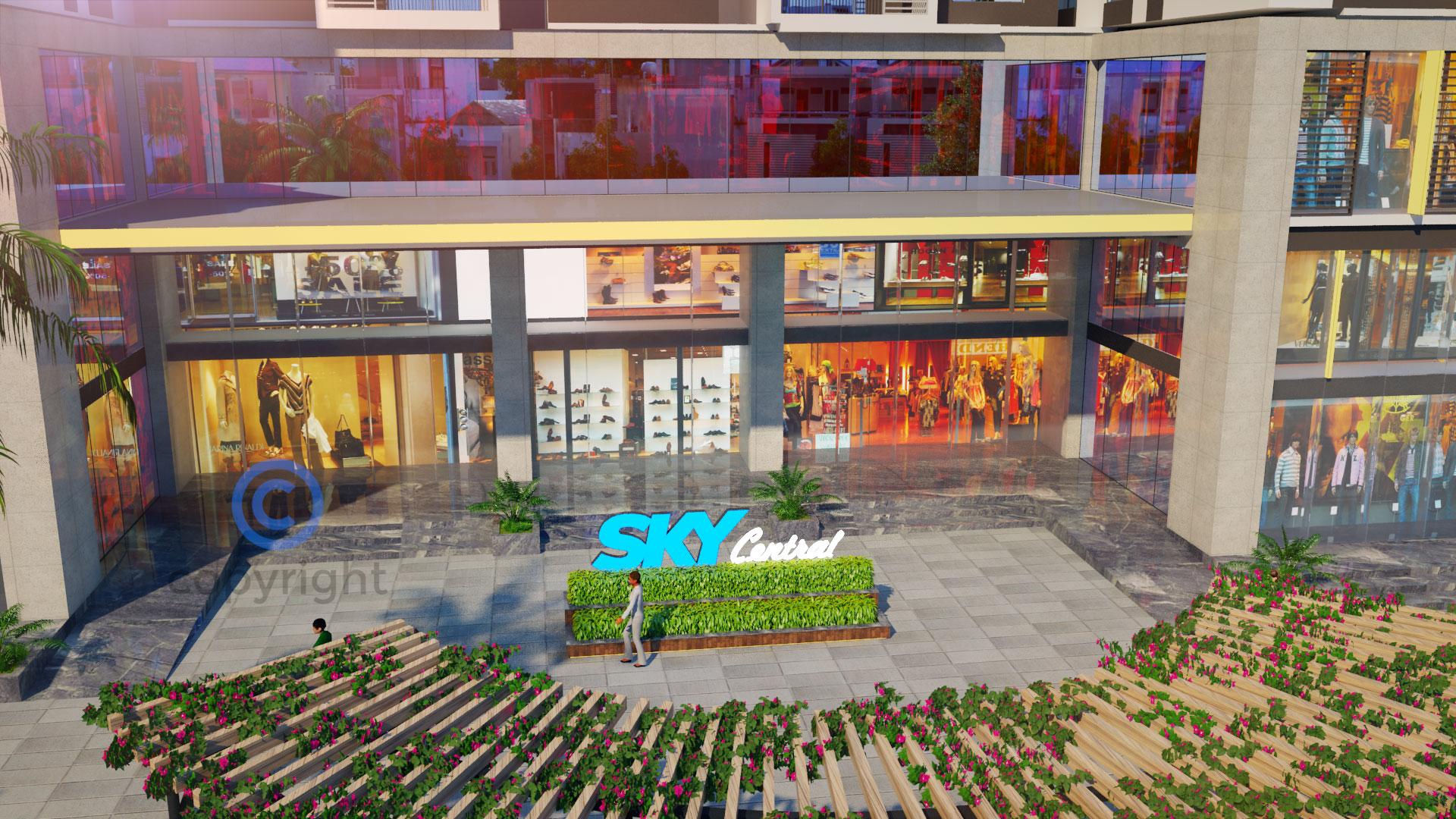 Nằm tại trung tâm phía Nam của Thành phố, Sky Central là dự án nằm trên mặt đường vành đai 2.5 và nhiều tuyến đường huyết mạch. Hệ thống mạng lưới giao thông thuận tiện giúp cư dân Sky Central có thể di chuyển về bất kỳ nơi nào của thành phố và các tỉnh lị xung quanh một cách nhanh chóng và an toàn nhất.     Sky-Central-vi-tri     Sky Central dễ dàng kết nối trung tâm hành chính, trung tâm mua sắm và giải trí, các hệ thống trường học và bệnh viện lớn. Không chỉ vậy, cư dân còn được thừa hưởng hệ sinh thái xanh – trong lành hồ lớn xung quanh như: hồ Định Công, hồ Linh Đàm, hồ Yên Sở.   7
